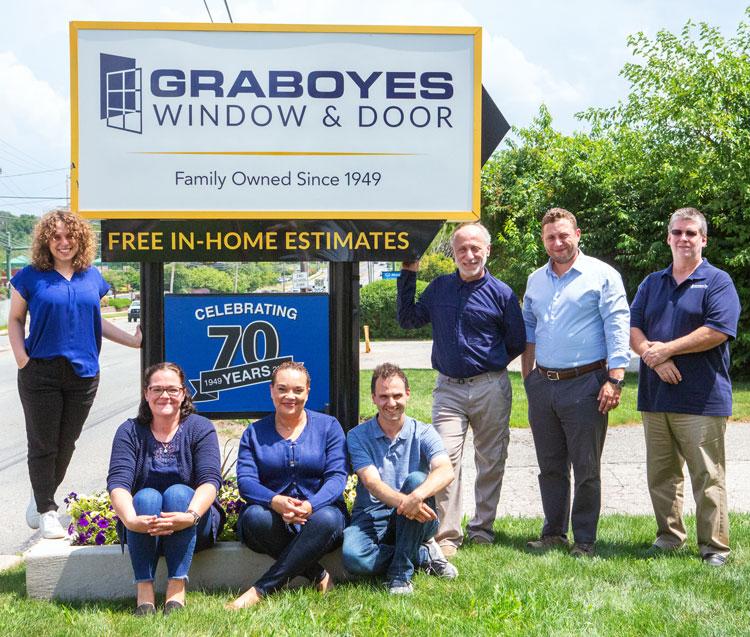 Graboyes Window & Door