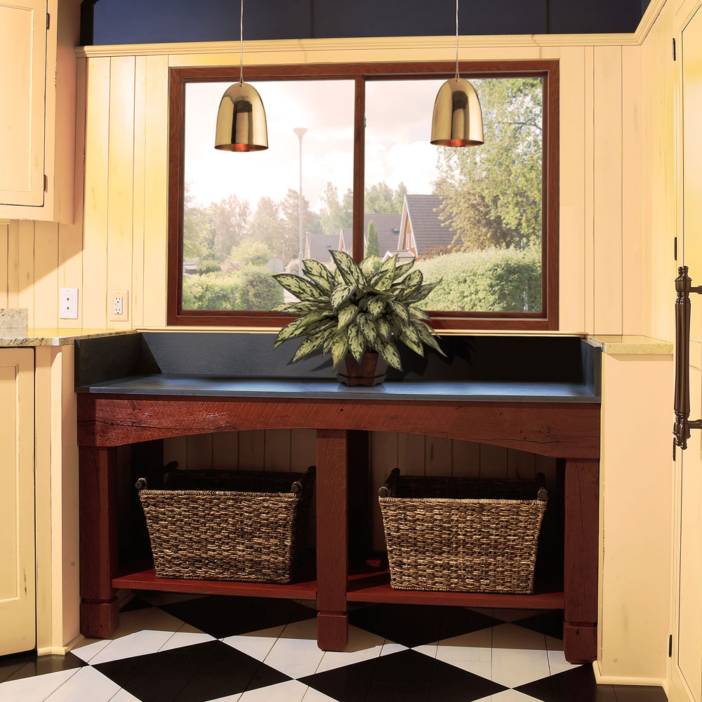 Kitchen Sliding Windows