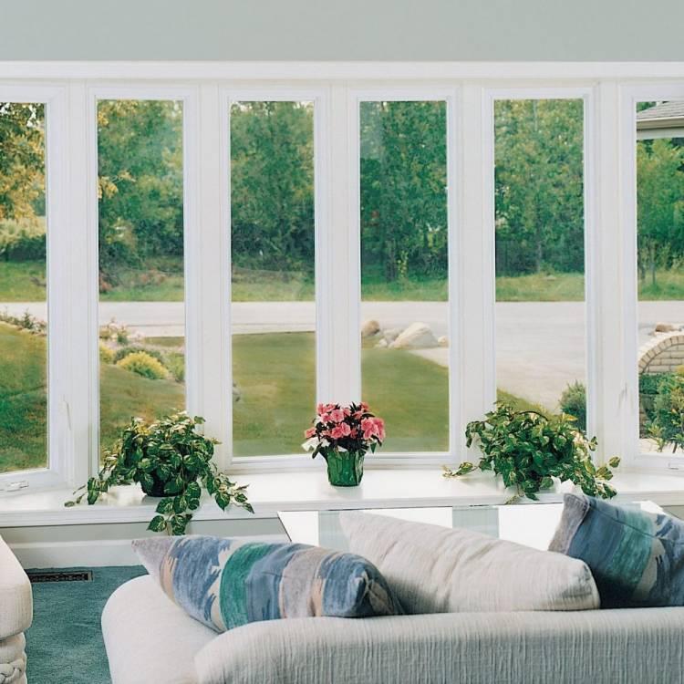 Bay/Bow Casement Windows