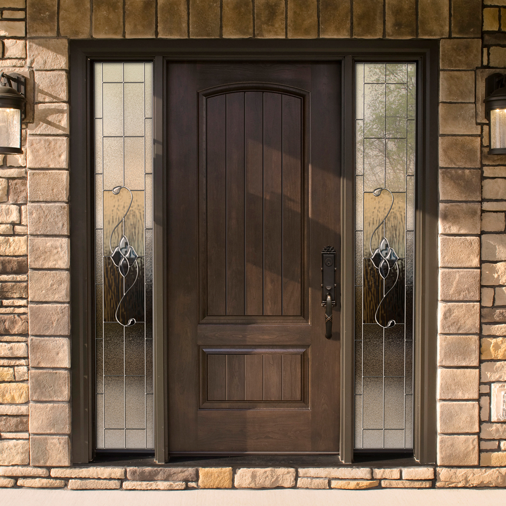 Entry Door Finishes & Colors