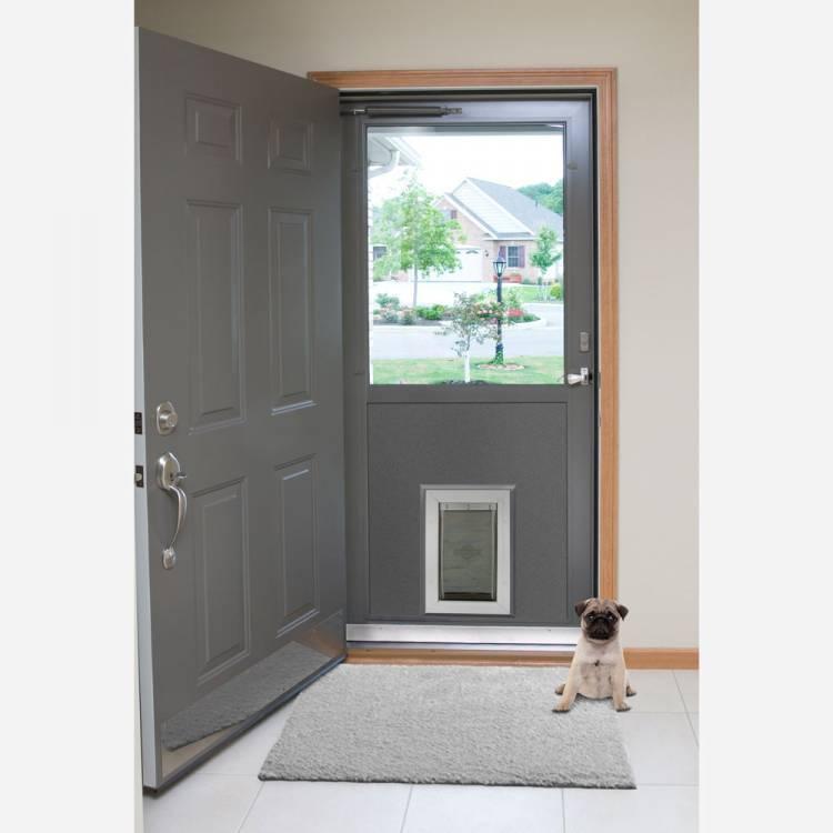 Storm Door Hardware Options