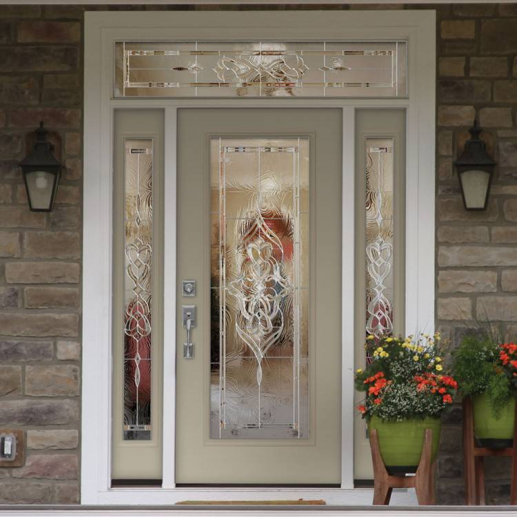 Doors with Special Glass