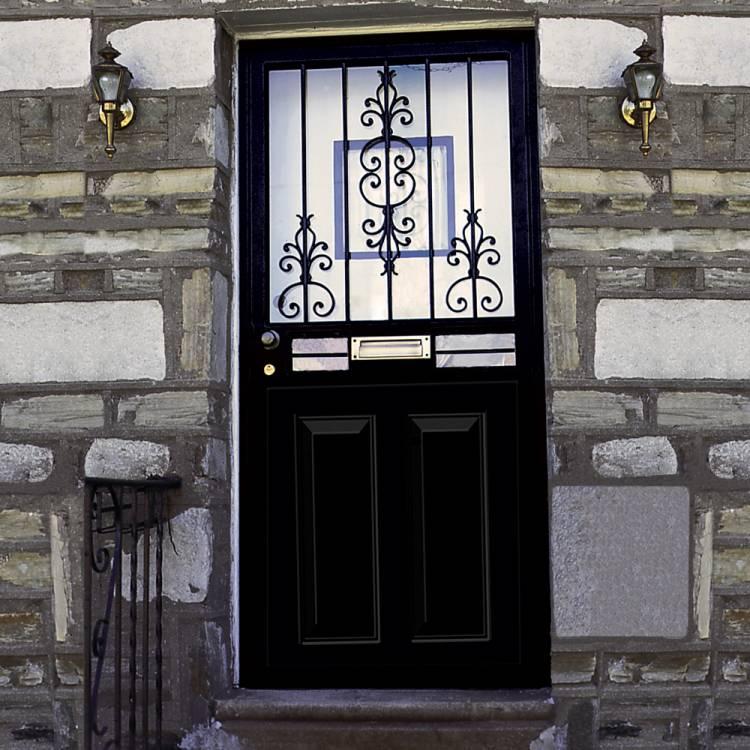 Security & Specialty Storm Doors