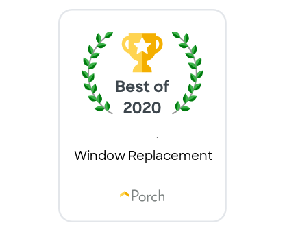 Best of Porch Award for Window Replacement