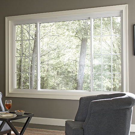 Three-Lite Sliding Glass Windows