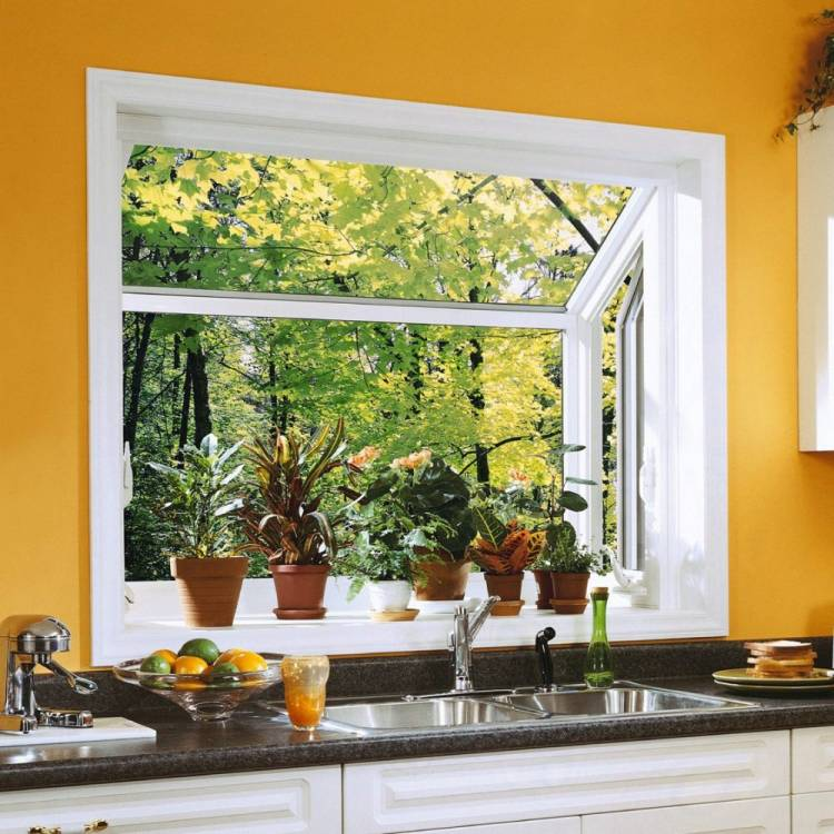 Garden Windows (interior)