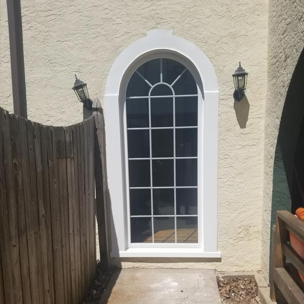 white large converted window in drexel hill